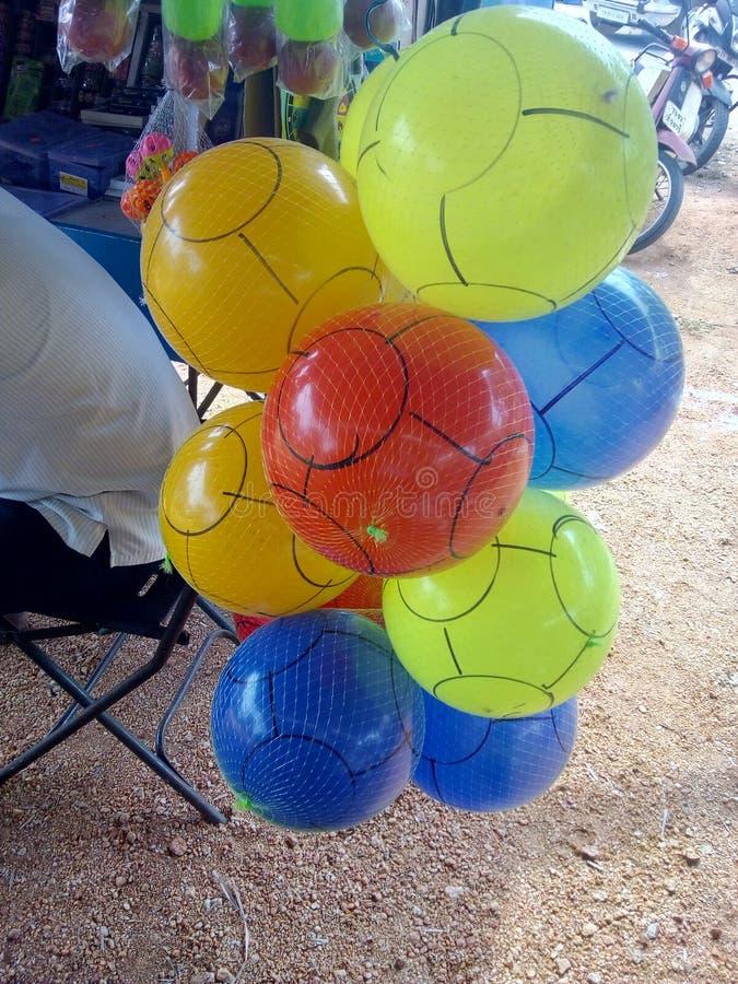 MESMERYZOWAĆ balony fotografia royalty free