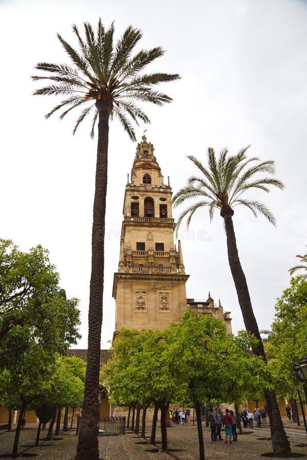 Download Mesquita塔看法在科多巴 库存照片. 图片 包括有 纪念碑, 教会, 艺术, 安达卢西亚的, 信念 - 72365674