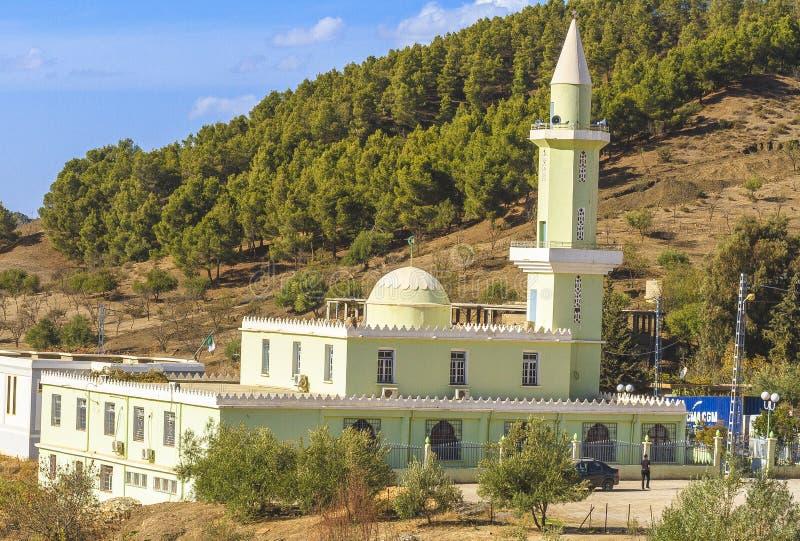 A mesquita fotografia de stock