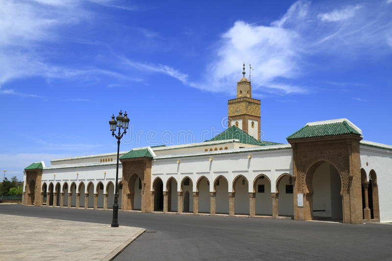 Mesquita Ahl Fas imagens de stock royalty free