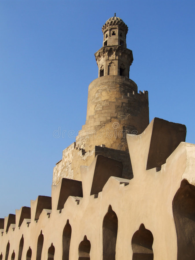 Mesquita antiga fotos de stock