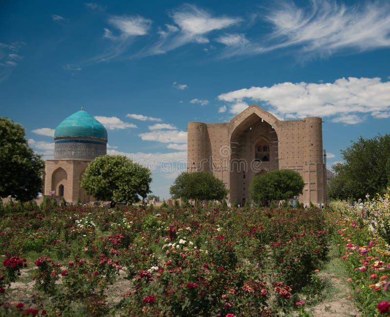 Mesquita antiga fotografia de stock royalty free