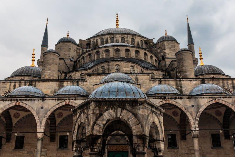 Mesquita azul Istambul fotografia de stock