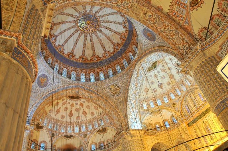 Mesquita bonita fotografia de stock royalty free