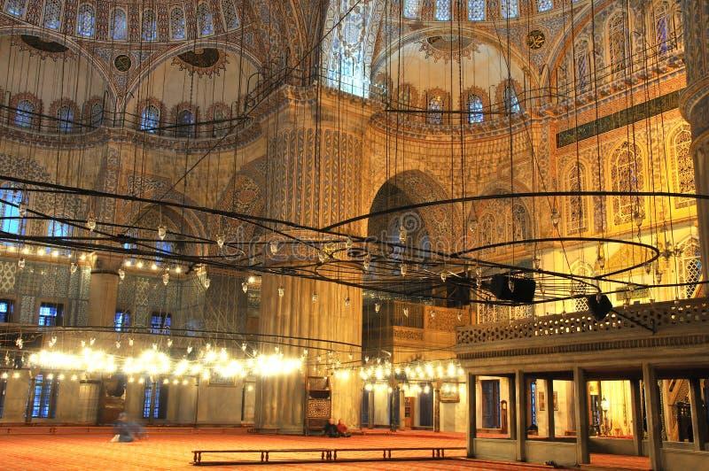 Mesquita bonita fotografia de stock