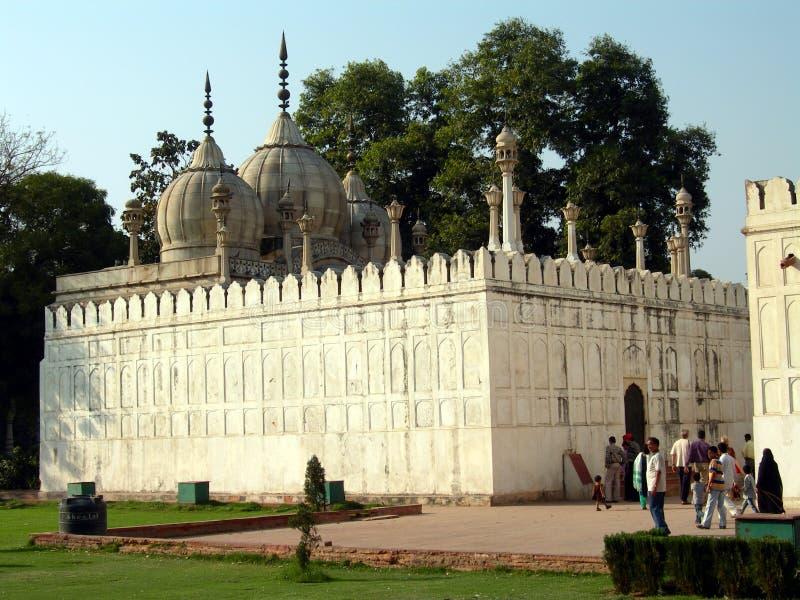 Mesquita da pérola imagem de stock