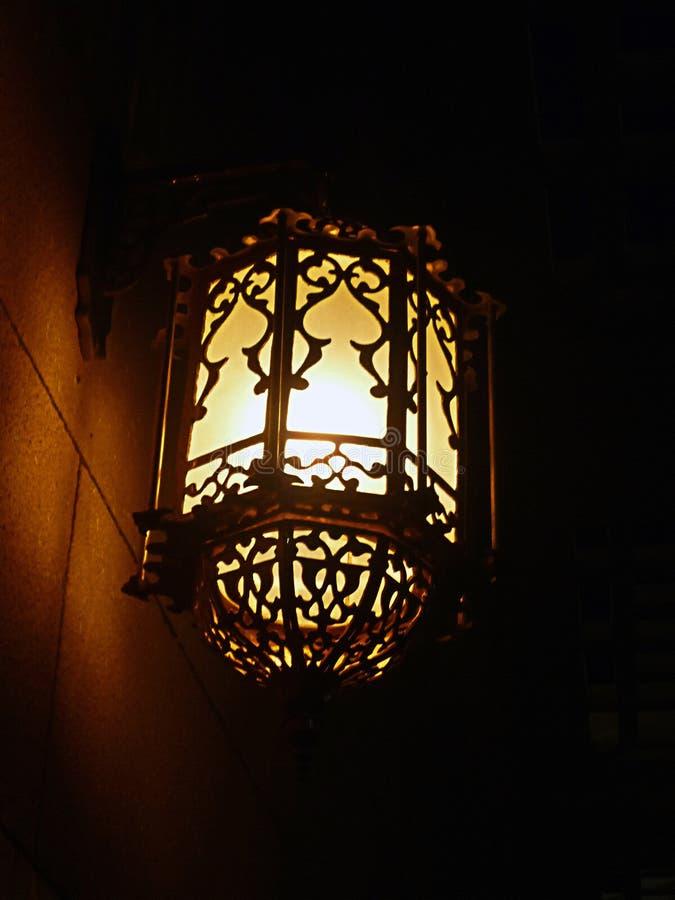Mesquita da saraiva do ksa da lanterna imagens de stock