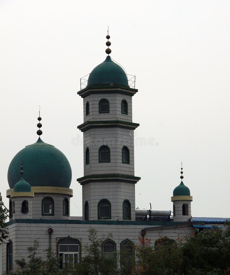 A mesquita das mulheres fotos de stock