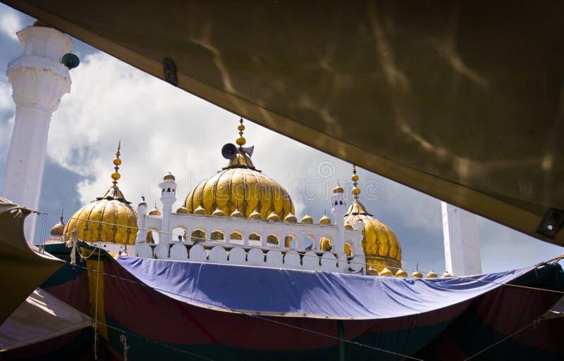 Mesquita das pérolas fotografia de stock
