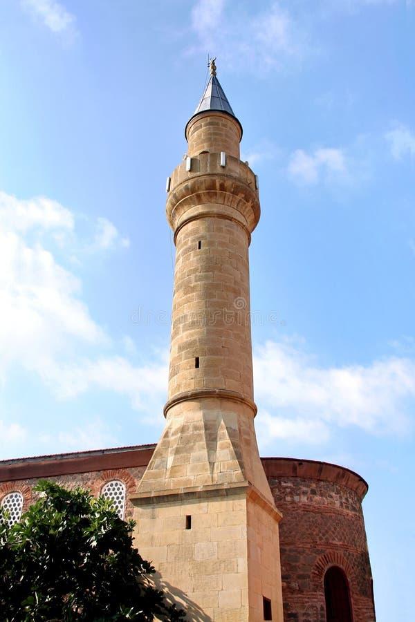 Mesquita de Amasra Fatih fotografia de stock royalty free