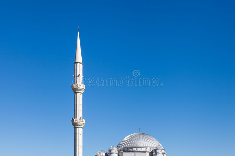 Mesquita de Arabi fotografia de stock
