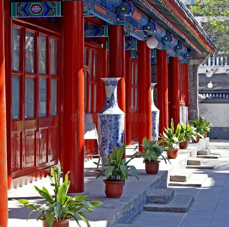 Mesquita de Beijing. imagem de stock royalty free