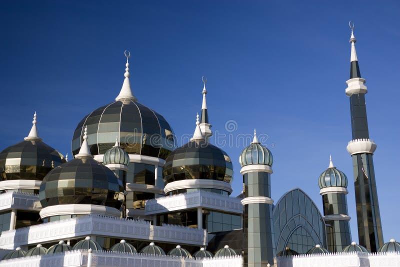 Mesquita de cristal fotos de stock
