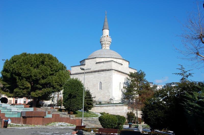A mesquita de Firuz-Aga imagem de stock royalty free