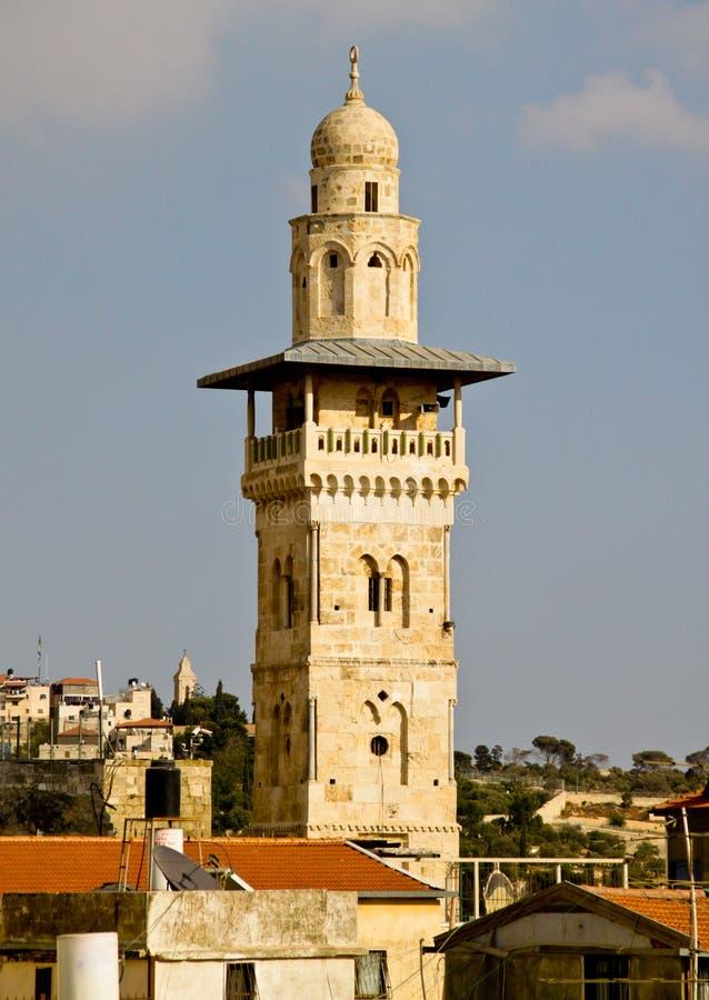 Mesquita de Jerusalem fotos de stock