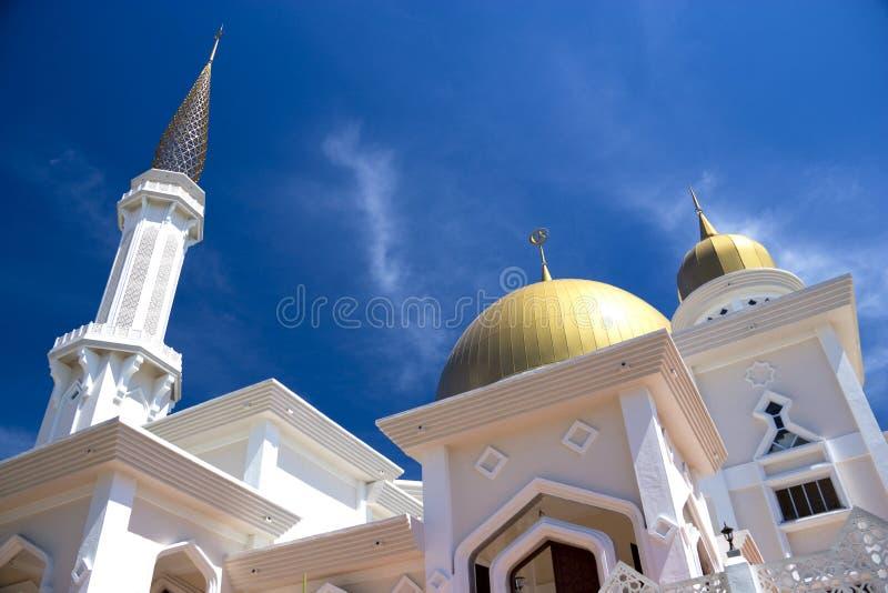 Mesquita de Klang, Malaysia fotos de stock