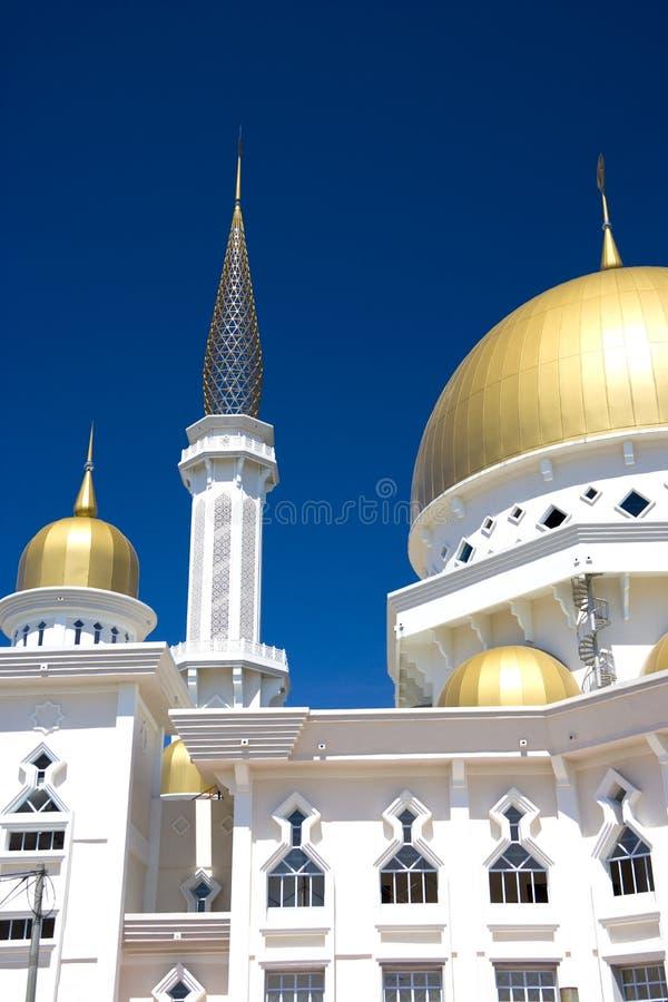 Mesquita de Klang, Malaysia fotos de stock royalty free