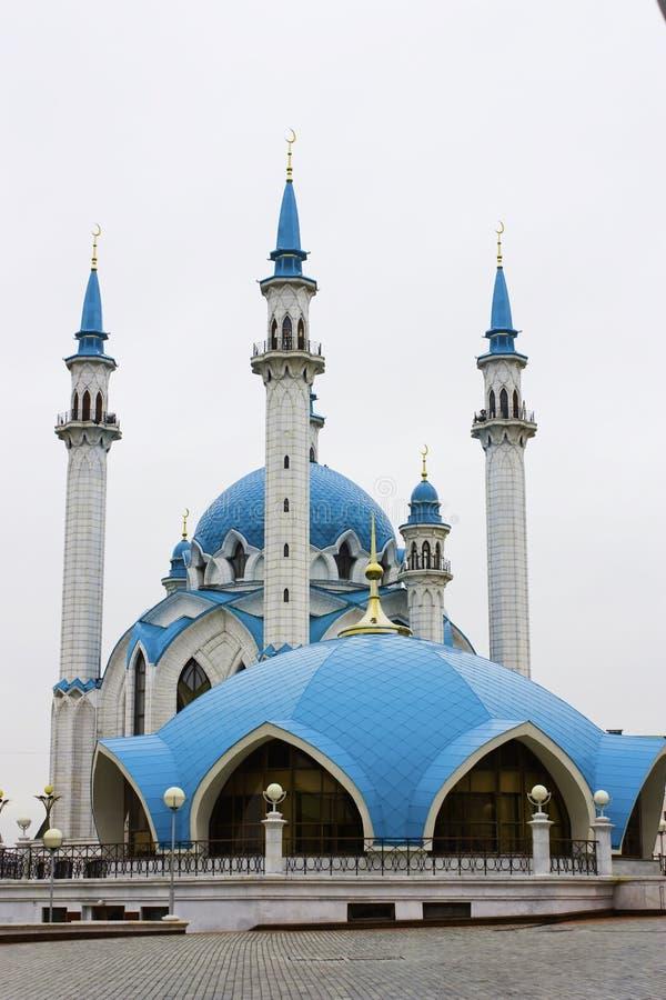 A mesquita de Kul Sharif imagem de stock royalty free