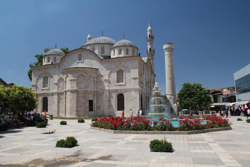 Mesquita de Malatya, Turquia foto de stock royalty free