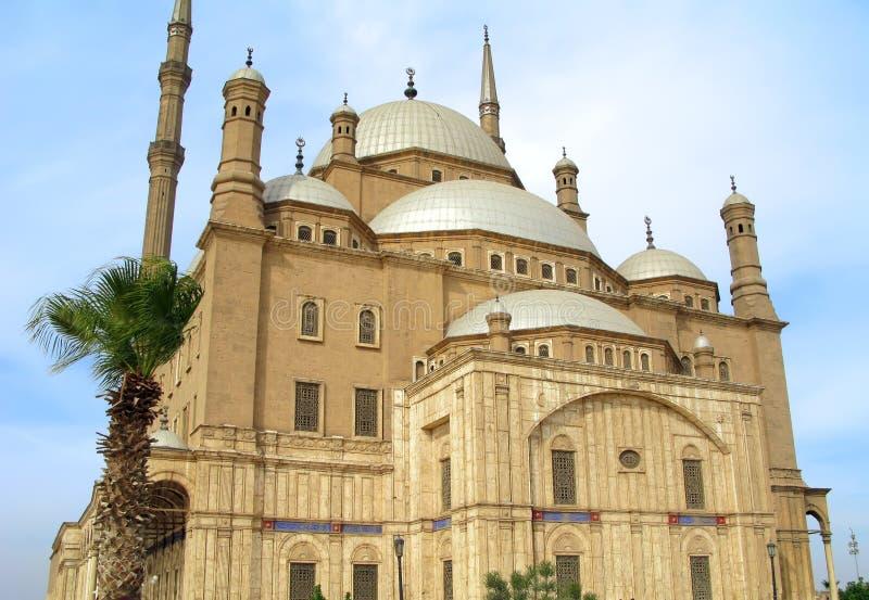 Mesquita de Muhammad Ali imagem de stock