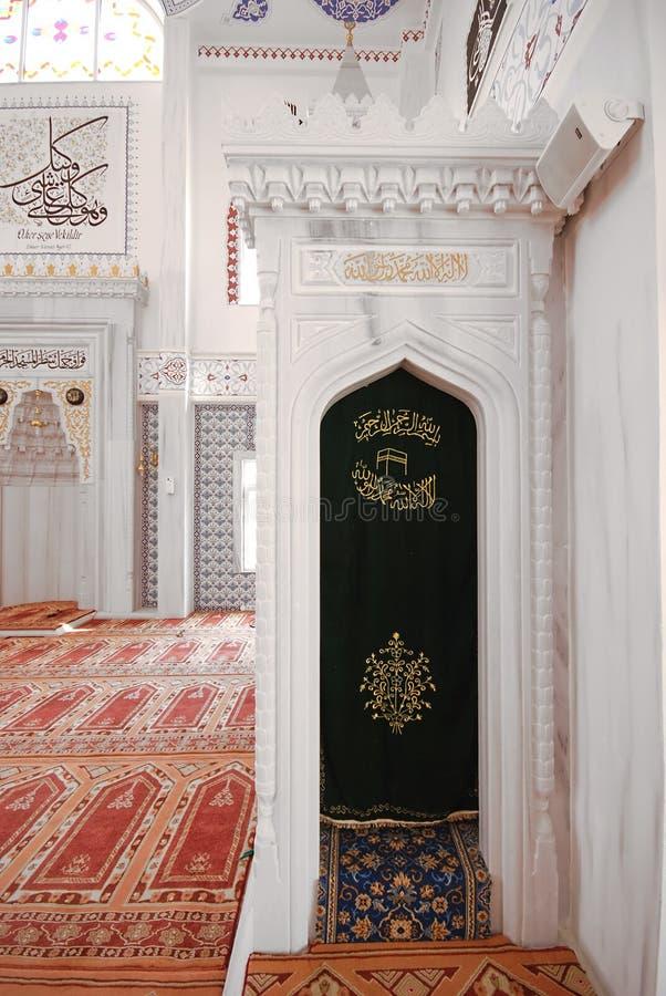 Mesquita de Muslin fotos de stock