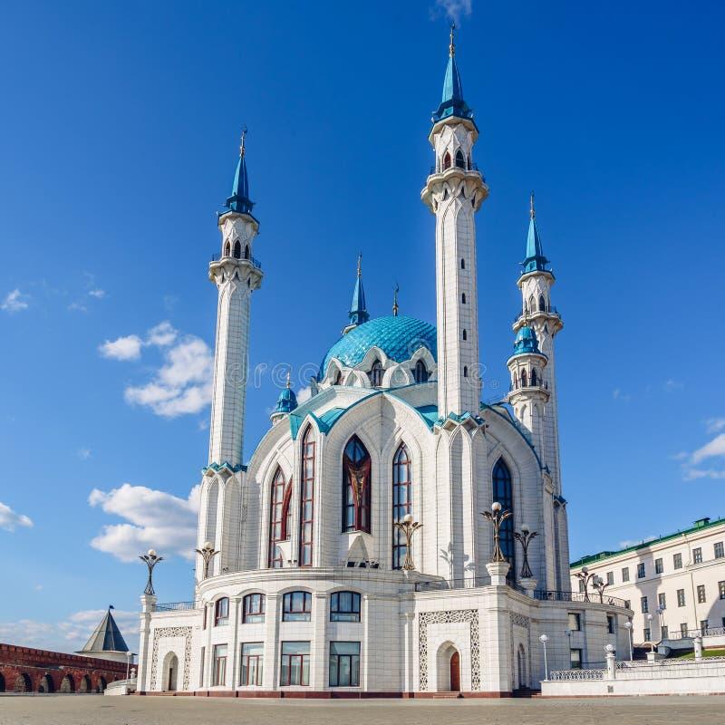 Mesquita de Qol Sharif fotografia de stock