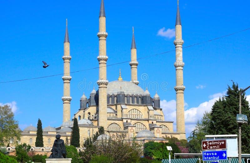 Mesquita de Selimiye fotos de stock