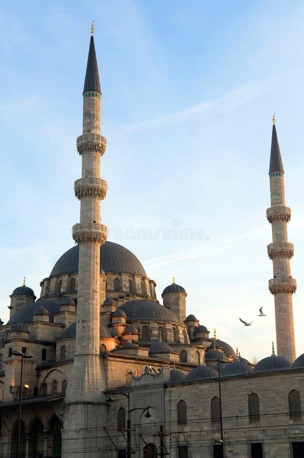 A mesquita de Yeni imagem de stock royalty free