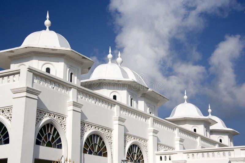 Mesquita de Zainal Abidin da sultão imagem de stock royalty free