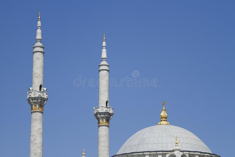 Mesquita do ¼ de EmimönÃ, Istambul, Turquia fotografia de stock royalty free