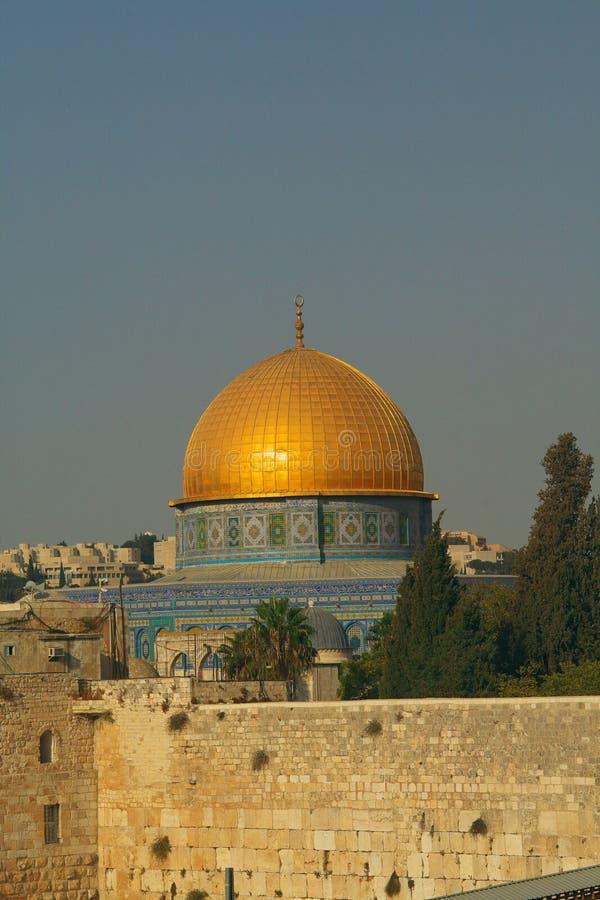 Mesquita do al-Aqsa imagem de stock