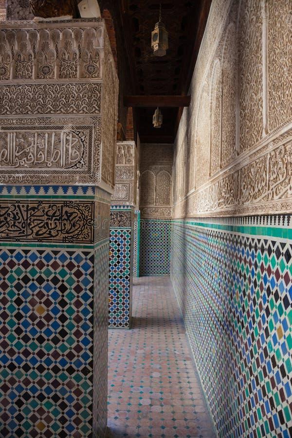 Mesquita do al-Qarawiyyin fotografia de stock royalty free