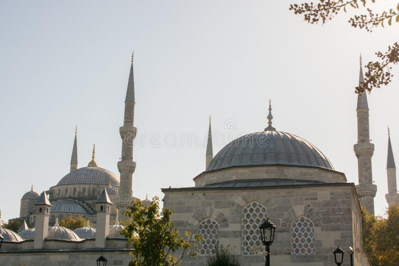 Mesquita do estilo do otomano em Istambul fotos de stock