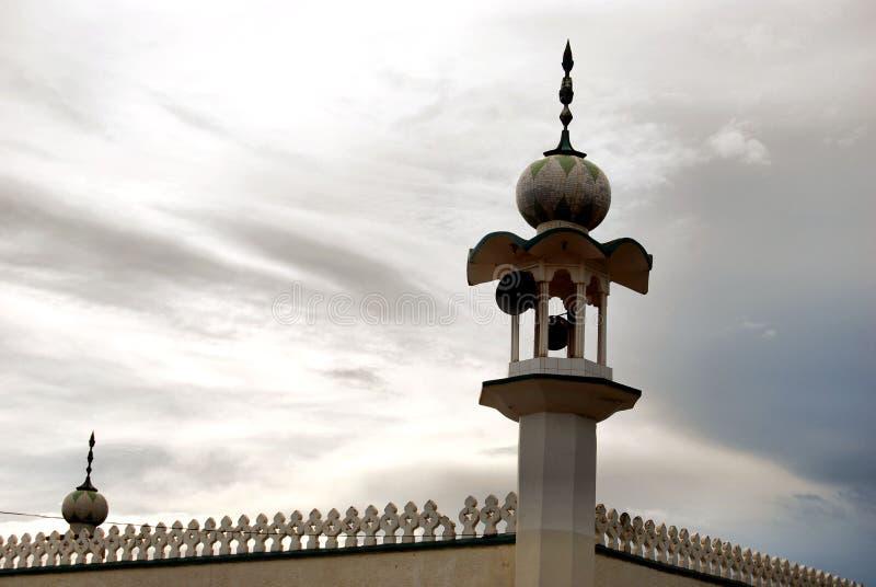 Mesquita do Islão imagem de stock royalty free