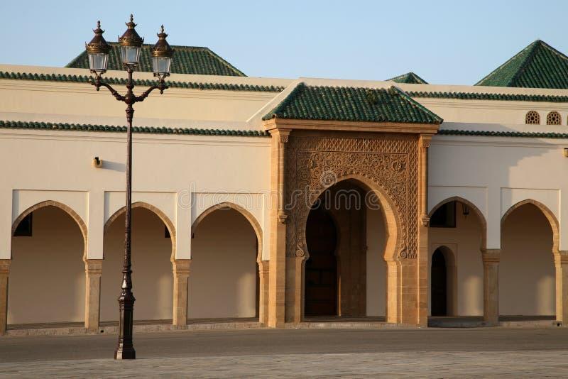 Mesquita do royale dos palais, twarga fotos de stock