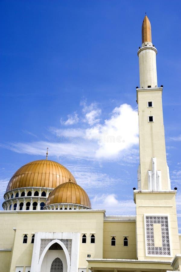 Mesquita dourada fotos de stock royalty free
