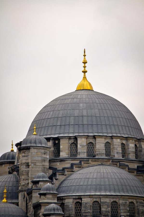 Mesquita e minarete fotos de stock royalty free