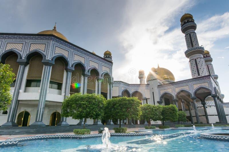 Mesquita em Brunei imagens de stock royalty free