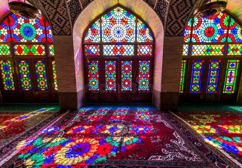 Mesquita em Shiraz imagem de stock
