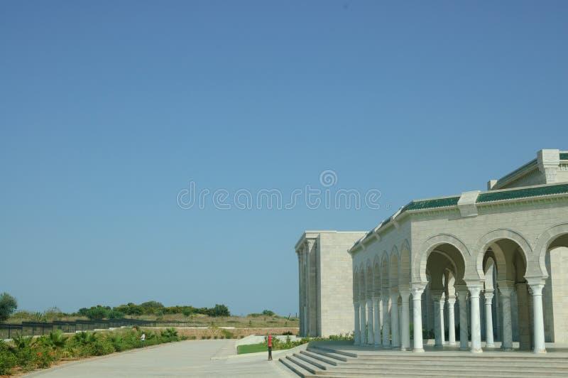 Mesquita em Tunes, Tunísia foto de stock