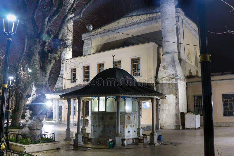 Mesquita grande Kasimpasa Istambul fotos de stock