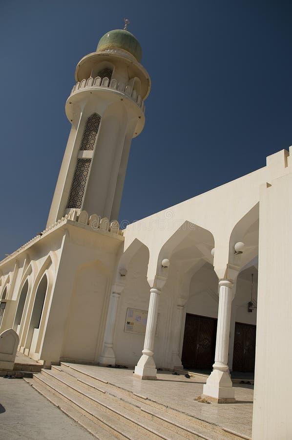 Mesquita grande Salalah, Oman fotografia de stock