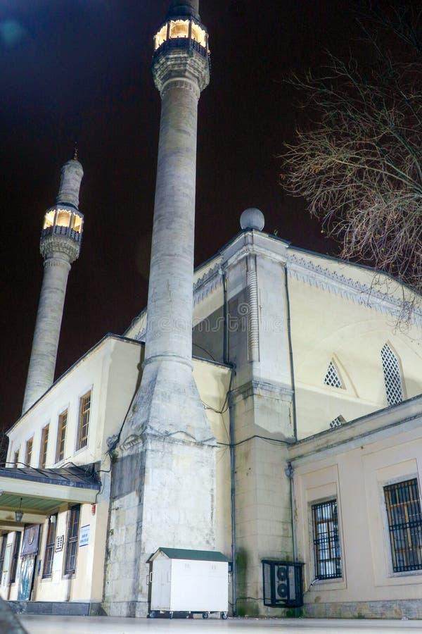 Mesquita histórica Kasimpasa Istambul foto de stock