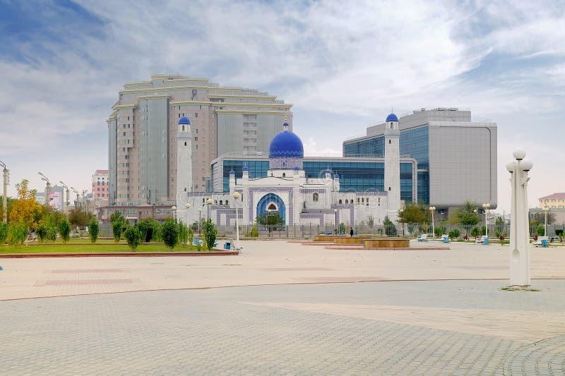 Mesquita Imangali fotografia de stock