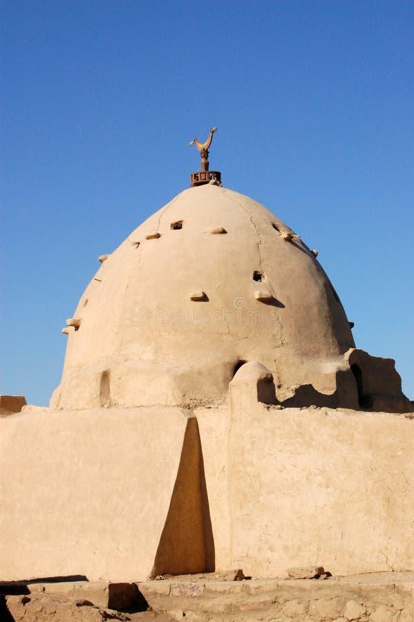 Mesquita, Karnak, Egipto foto de stock