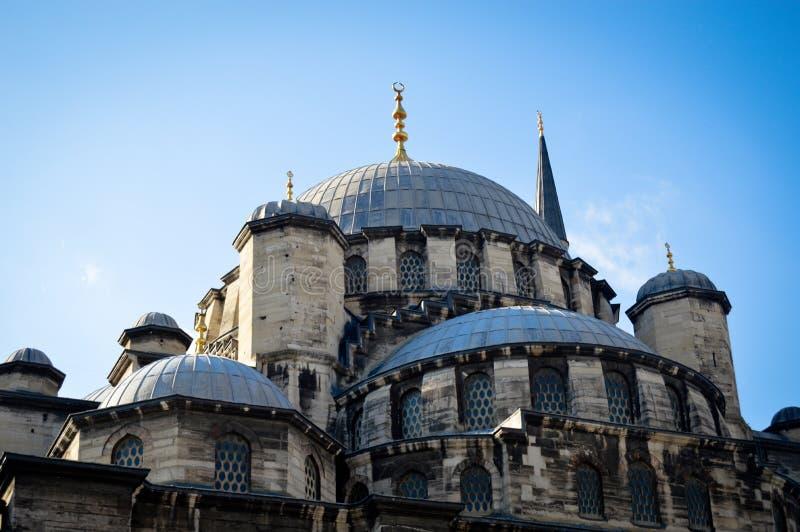 Mesquita, minarete foto de stock royalty free