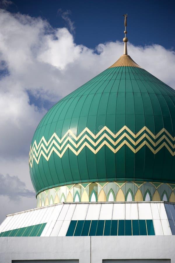 Mesquita moderna foto de stock royalty free