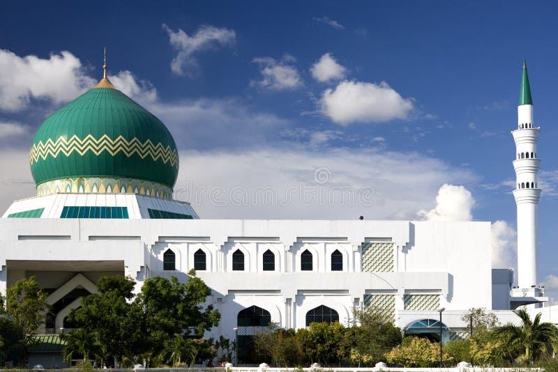 Mesquita moderna imagens de stock royalty free