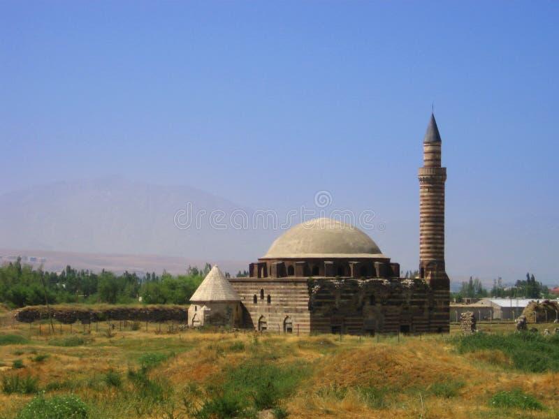 Mesquita - ruínas de Van imagem de stock royalty free