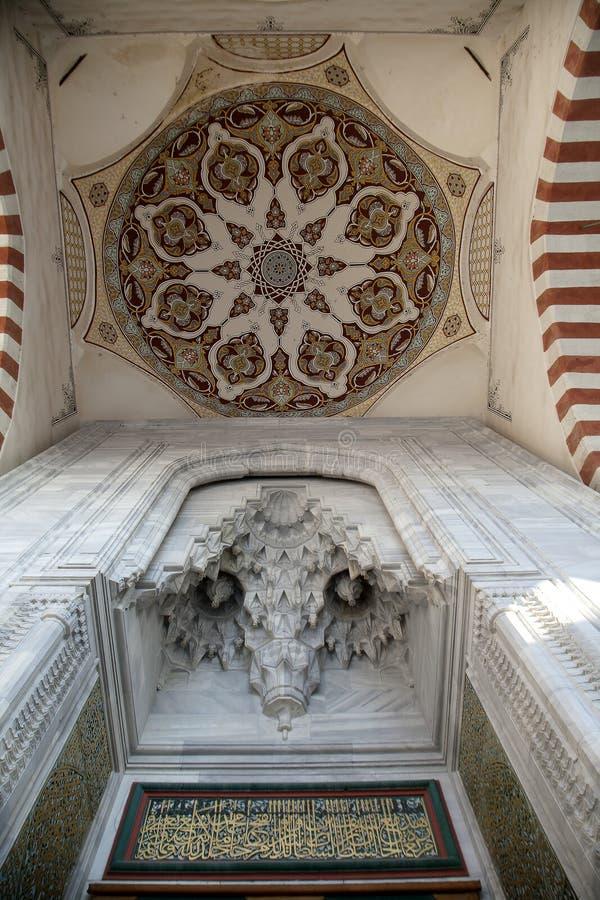 Download Mesquita Velha, Edirne, Turquia Imagem de Stock - Imagem de velho, mundo: 107525387